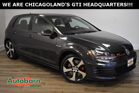 Certified Pre-Owned 2016 Volkswagen Golf GTI Autobahn